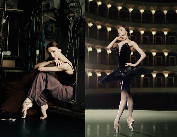 svetlana zakharova balletto
